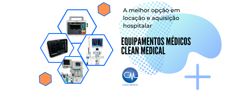 Equipamentos médicos clean medical