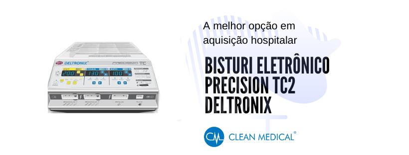 Bisturi Eletrônico Precision TC2 Deltronix