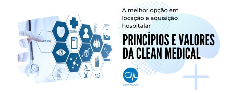 Princípios e Valores da Clean Medical