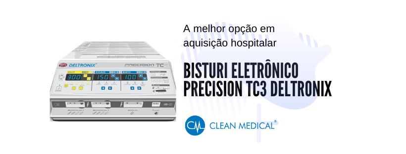 bisturi eletronico precision tc3