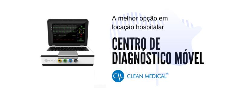 centro de diagnóstico móvel
